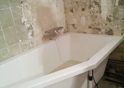Badkamer verbouwing1